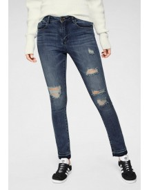 Nu 15% Korting: Funky Buddha Skinny Fit Jeans afbeelding