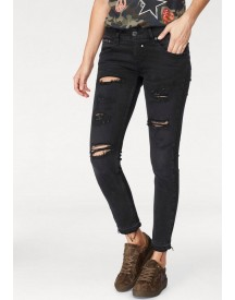 Nu 20% Korting: Herrlicher Slim Fit-jeans Touch Cropped afbeelding