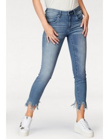 Mavi Jeans Skinny Fit Jeans Adriana Ankle afbeelding