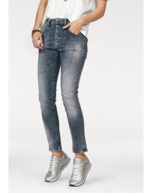 Mustang 5-pocketsjeans »tapered Fit« afbeelding
