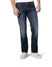 Nu 20% Korting: Mustang Stretchjeans Michigan Straight afbeelding
