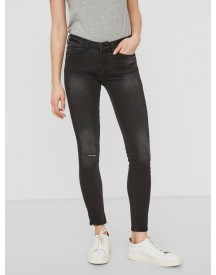 Noisy May Eve Lw Ankle Skinny Jeans afbeelding