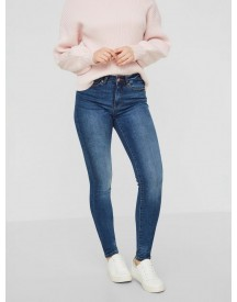 Noisy May Julie Nw Push-up Skinny Jeans afbeelding