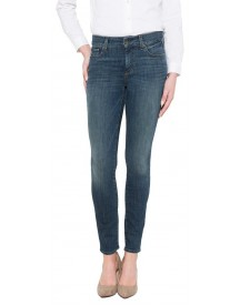 Nydj Ami Skinny Legging In Crosshatch Denim afbeelding