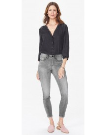 Nydj Amy Skinny In Premium Denim afbeelding