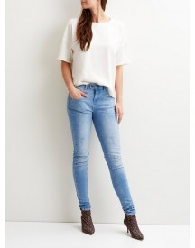Nu 15% Korting: Object Super-stretch Skinny Jeans afbeelding