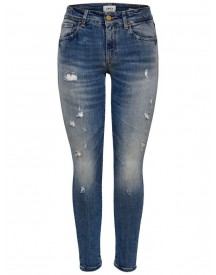 Only Alba Reg Ankle Skinny Jeans afbeelding