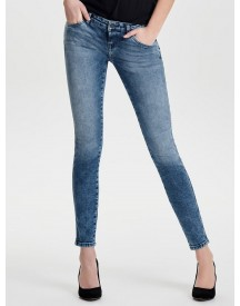 Only Coral Super Low Skinny Jeans afbeelding