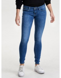Only Coral Superlow Skinny Jeans afbeelding