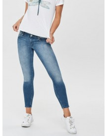 Only Dylan Low Enkel Push-up Skinny Jeans afbeelding