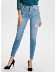 Only Jagger1 Hw Skin Ankle Jeans afbeelding