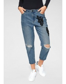 Nu 15% Korting: Only Boyfriend Jeans Tonni afbeelding