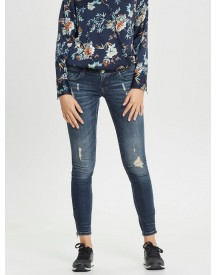 Nu 15% Korting: Only Coral Sl Ankle Rits Skinny Jeans afbeelding