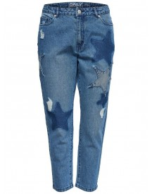Nu 15% Korting: Only Tonni Ster Boyfriend Jeans afbeelding
