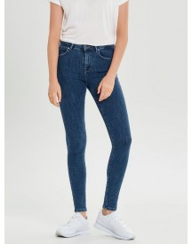 Nu 21% Korting: Only Power Mid Push Up Skinny Jeans afbeelding