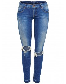 Only Coral Superlow Stoere Skinny Jeans afbeelding
