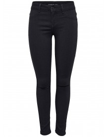 Only Low Fano Kneecut Skinny Jeans afbeelding