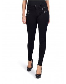 Only Royal Regular Zip Skinny Jeans afbeelding