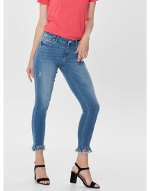 Only Tisha Reg Ankle Skinny Jeans afbeelding