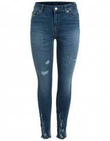 Nu 21% Korting: Pieces Tight Fit Jeans afbeelding