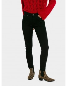 Pieces Mid Waist Skinny Fit Jeans afbeelding