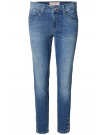 Pierre Cardin Jeans Mit Multicolor-schnürung - Skinny Fit afbeelding