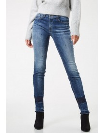 Pierre Cardin Jeans Mit Strassdetails - Skinny Fit My Favourite Trend afbeelding