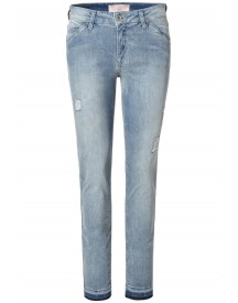 Pierre Cardin Used Jeans Mit Mulitcolor-stitching - Skinny Fit My Favourite afbeelding