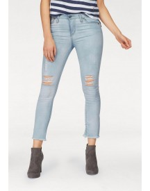 Please Jeans Skinny Fit Jeans P78l afbeelding