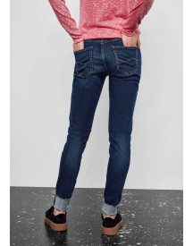 Nu 15% Korting: Q/s Designed By Sadie Superskinny: Blue Jeans afbeelding