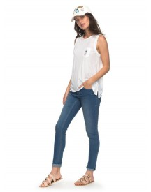 Roxy Skinny Fit Jeans Dolphin Marin afbeelding