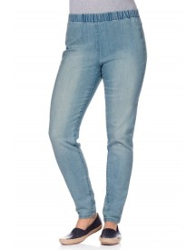 Sheego Denim Sheego Denim Jeanslegging afbeelding
