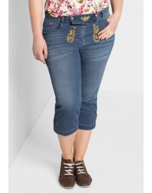 Sheego Style 3/4-jeans afbeelding