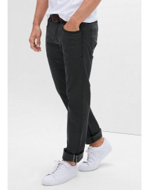S.oliver Red Label Close Slim: Jeans Met Riem afbeelding