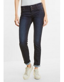Nu 15% Korting: Street One Washed Casual Fit-jeans Jane afbeelding