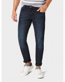 Tom Tailor Denim 5-pocket Jeans Piers Super Slim Jeans afbeelding
