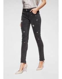 Nu 15% Korting: Zabaione Skinny Fit Jeans Arianne afbeelding