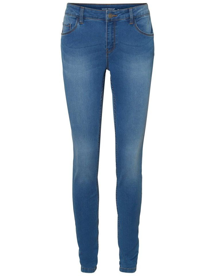 Image Vero Moda Seven Nw Shape-up Skinny Jeans