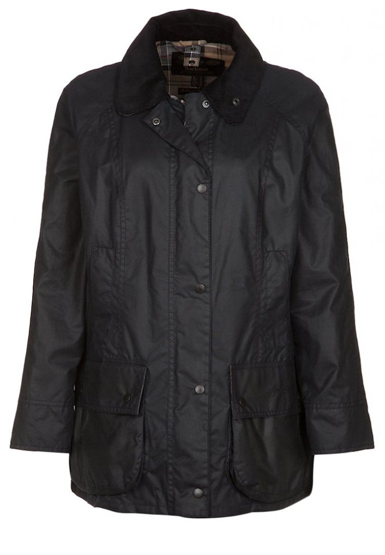 Image Barbour Beadnell Jas Navy