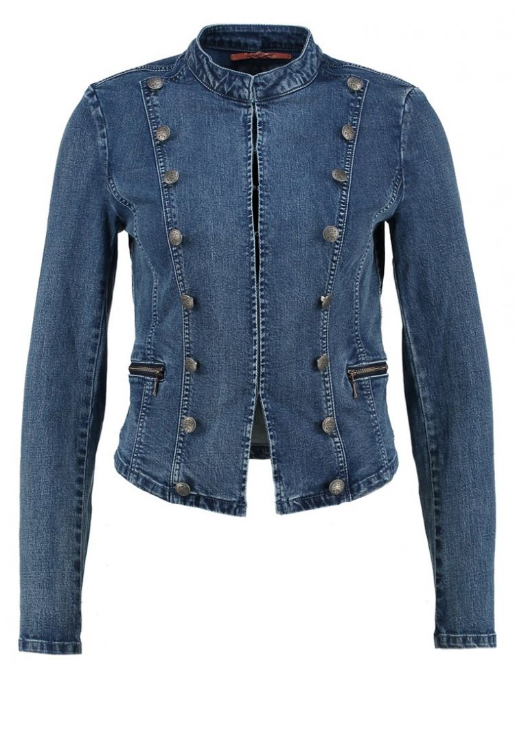 Image Only Onlnoor Spijkerjas Medium Blue Denim