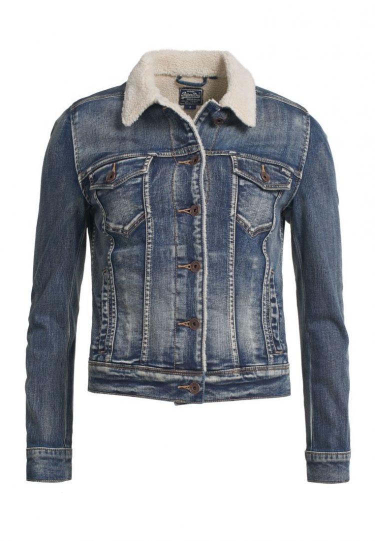 Image Superdry Spijkerjas Rodeo Wash