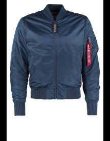Alpha Industries Bomberjacks Blod Blue afbeelding