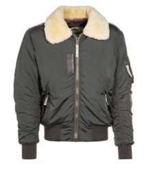 Alpha Industries Injecttor Iii Bomberjacks Sage Green afbeelding