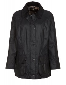 Barbour Beadnell Jas Navy afbeelding