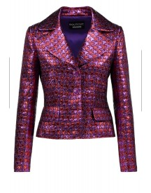 Boutique Moschino Blazer Red afbeelding