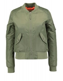 Hollister Co. Bomberjacks Olive afbeelding