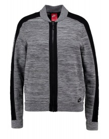 Nike Sportswear Bomberjacks Dark Grey Heather/wolf Grey/black afbeelding