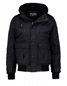 Petrol Industries Winterjas Black Navy afbeelding
