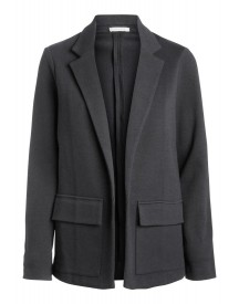 Pieces Blazer Dark Grey Melange afbeelding