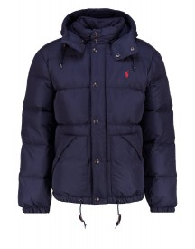 Polo Ralph Lauren Elmwood Gewatteerde Jas Worth Navy afbeelding